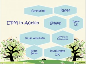 DPM in Action